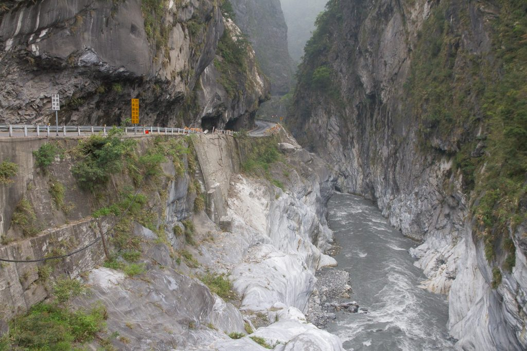 Taroko Gorge, Hualien, Taiwan