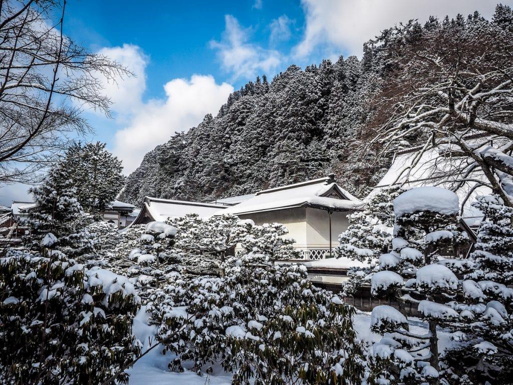 Shojoshin-In, Koyasan