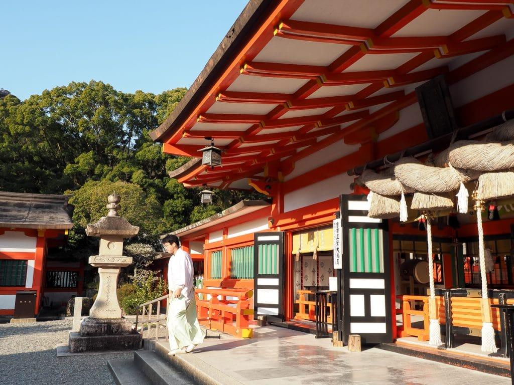 Kumano Hayatama Taisha, Shingu