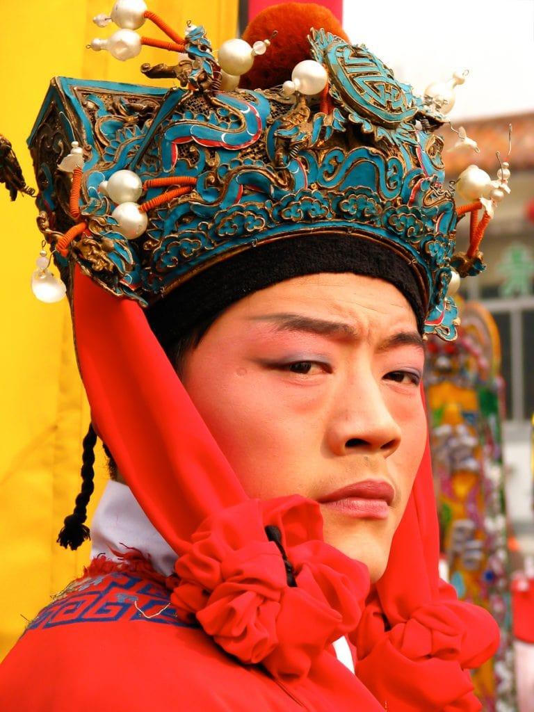 Tai An Shandong Chinese New Year parade