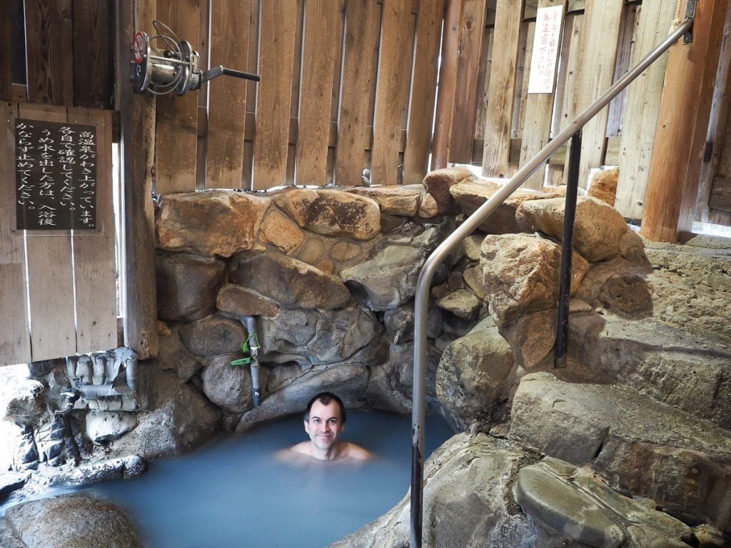 Tsuboyu onsen, wakayama hot springs