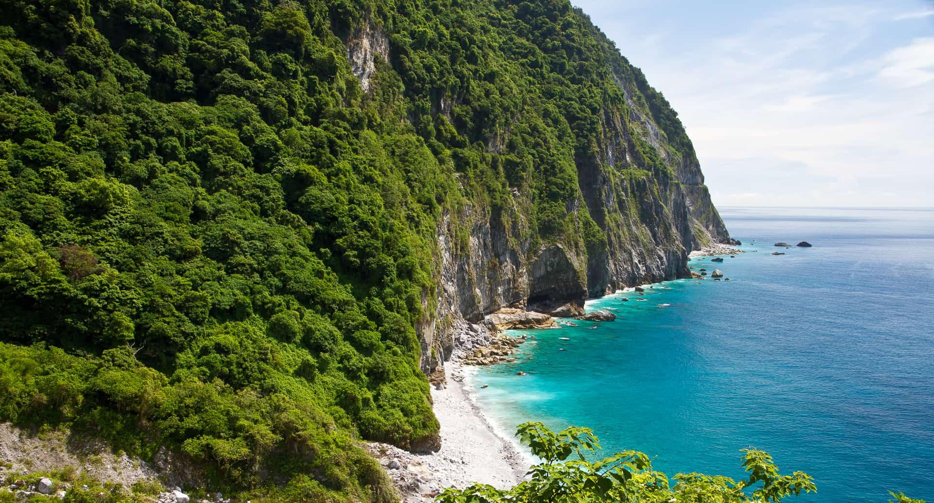 East Coast Taiwan, Yilan to Hualien
