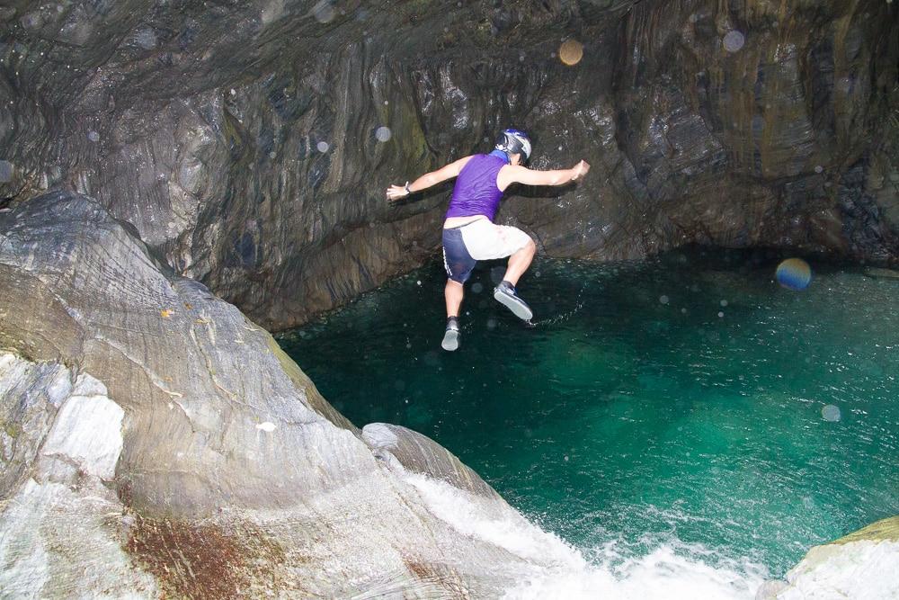 Taiwan Golden Grotto Hualian, Taiwan