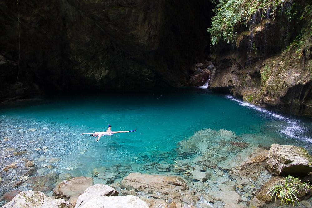 Golden Grotto, Hualian, Taiwan