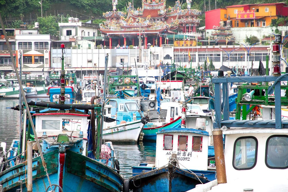 Nanfang Ao Harbor