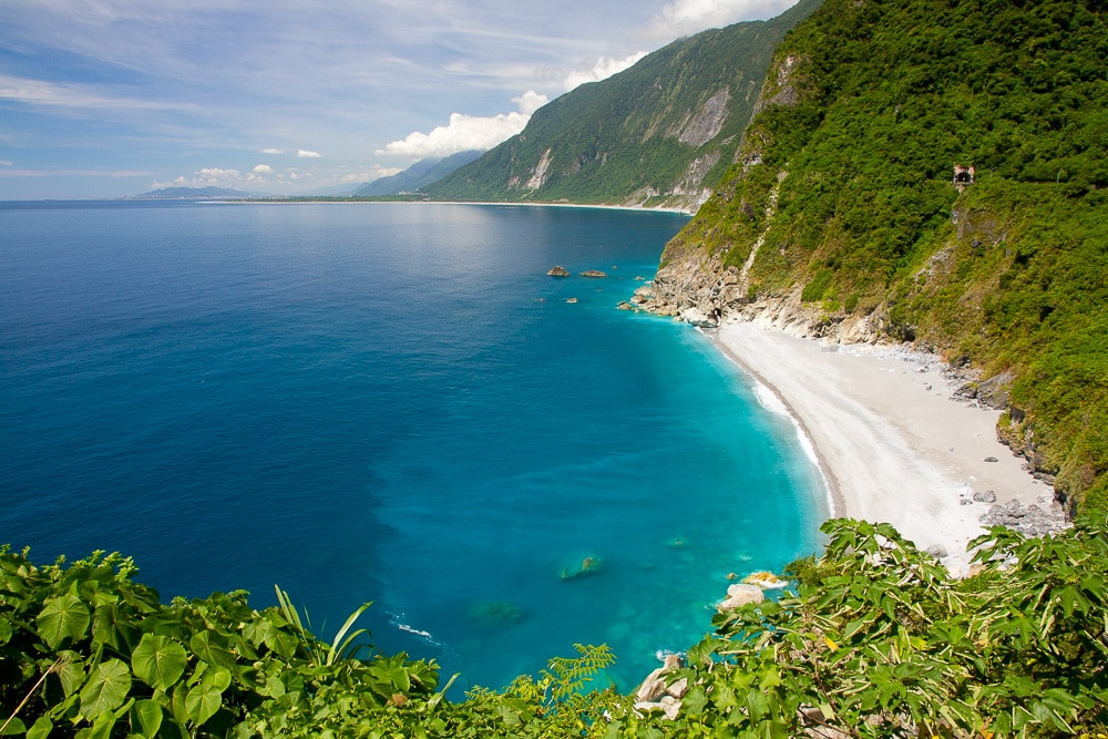 Qingshui Cliffs, Hualian, Taiwan