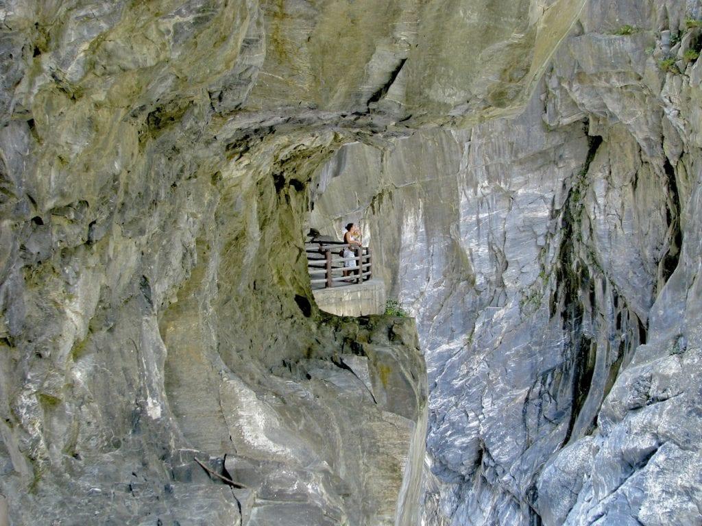 Tunnel of Nine Turns, Taroko Gorge