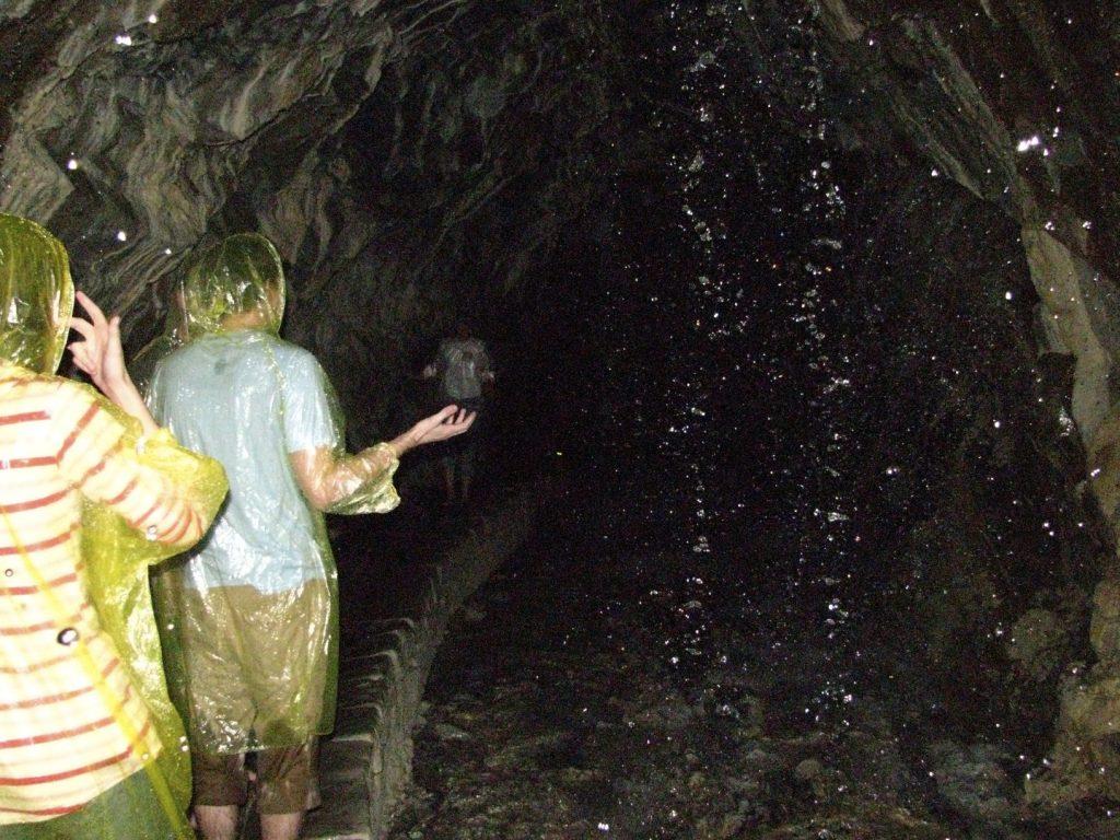 Water Curtain Cave, Baiyang Trail, Taroko Gorge