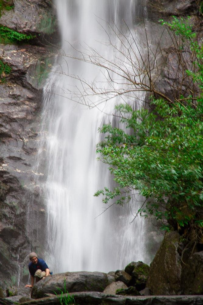 Nan An Waterfall, Yuli, Taitung