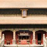 The Qufu Temple of Confucius and Confucius Forest