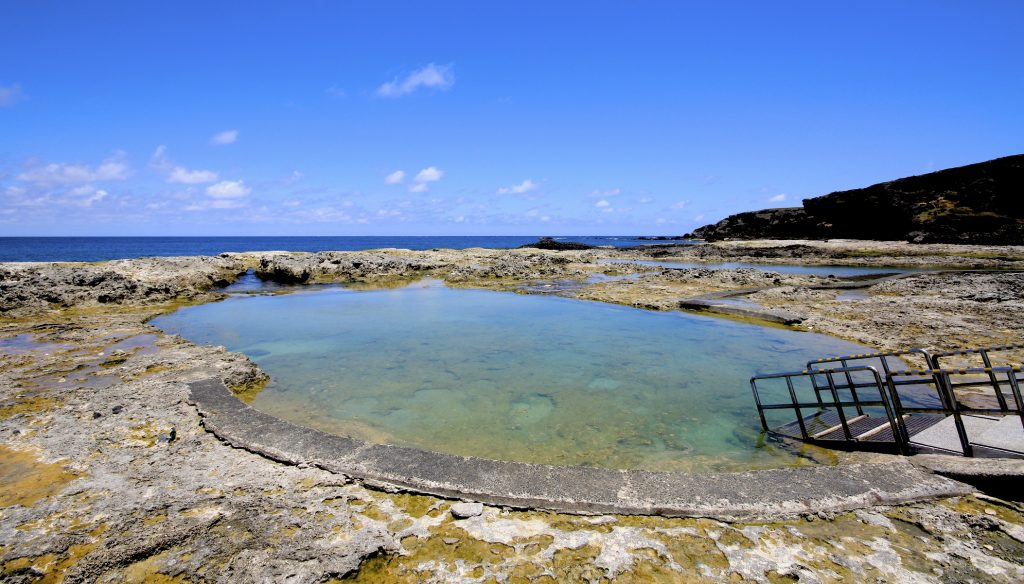 Zhaori Hot Spring, one of the most unique things to do in Taiwan, Green Island, Taiwan