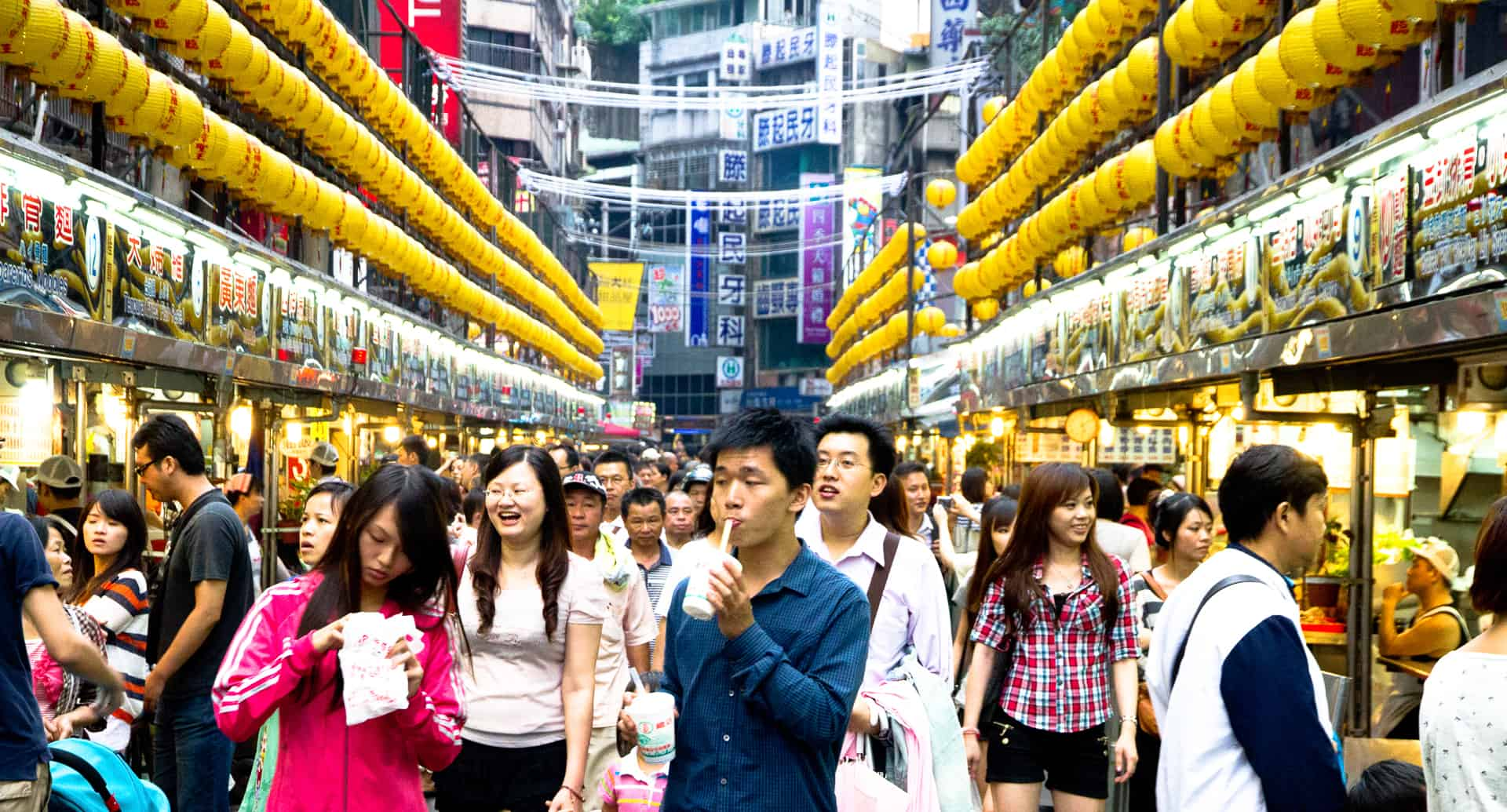 Taipei dating spots