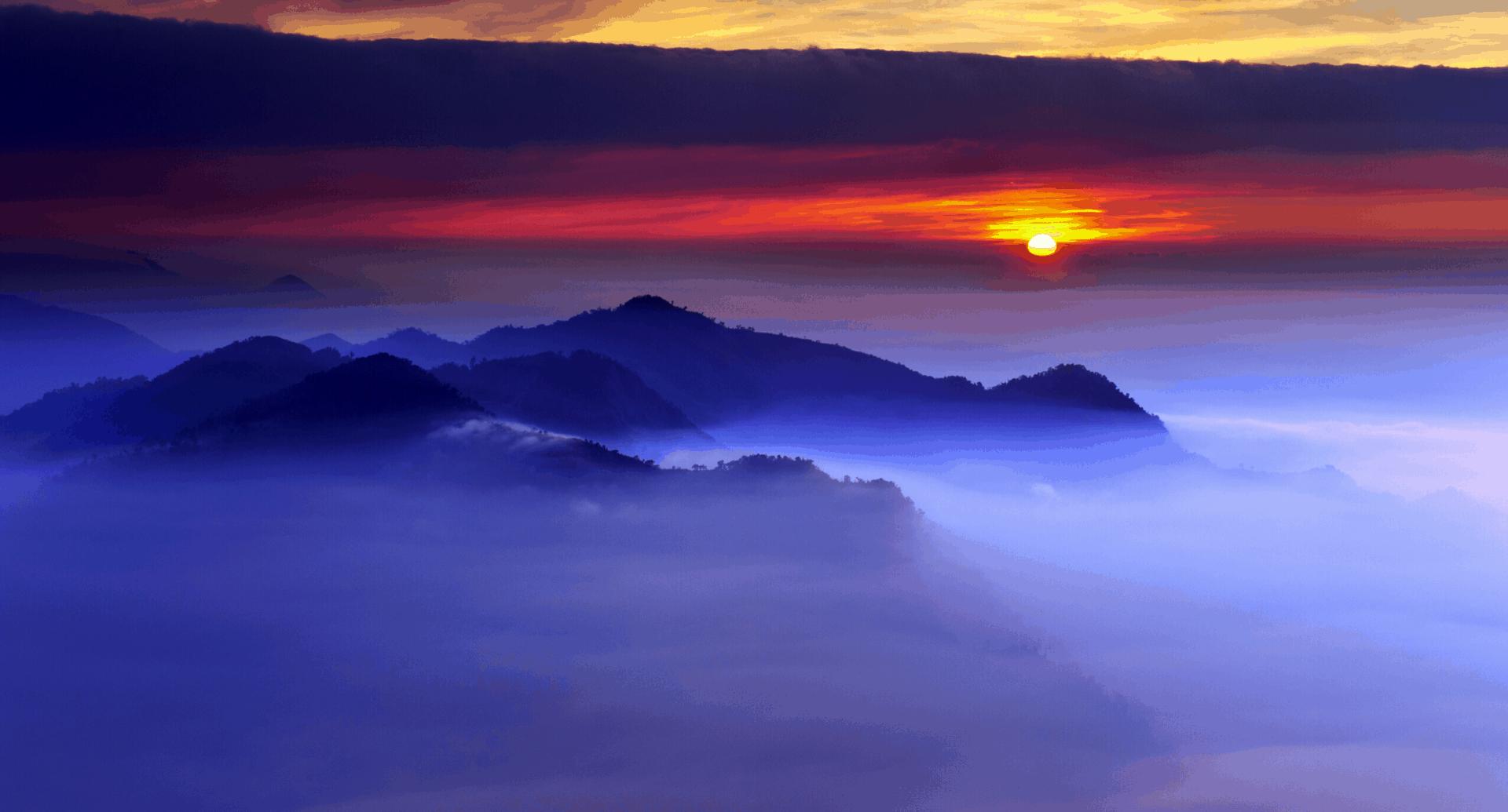 A guide to Alishan National Scenic Area in Alishan Taiwan
