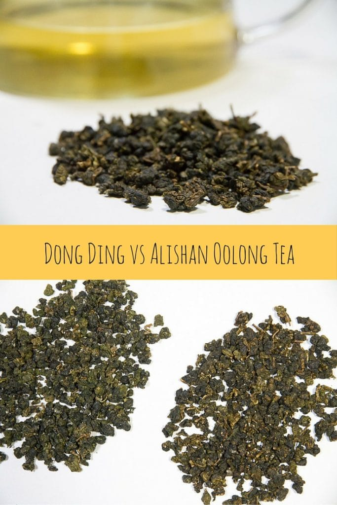 A review of Dong Ding oolong tea from Taiwan #taiwan #taiwanesetea #teafromtaiwan #teareview