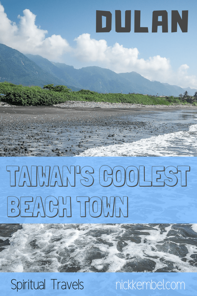 Looking for a great surfing beach in Taiwan? Dulan, Taiwan is the country's coolest surfing beach town and also hangout spot for local and foreign hippies and artists. Read on the find out things to do in Dulan, where to eat in dulan, where to stay in Dulan, Taiwan and more! #dulan #dulantaiwan #surfingbeachtaiwan #surfingintaiwan #taitung #taitungtaiwan #taiwanbeaches #taitungbeaches