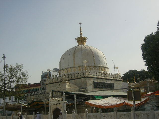 Pilgrimage sites in India: Ajmer Sharif Dargah