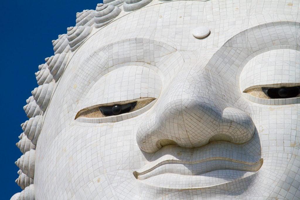 Big Buddha Face Phuket