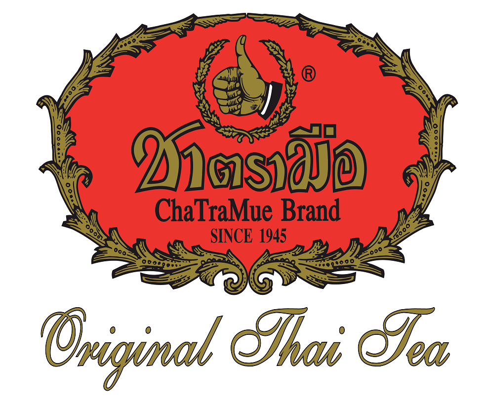 Cha Tra Mue, the most famous brand for making Thai iced tea
