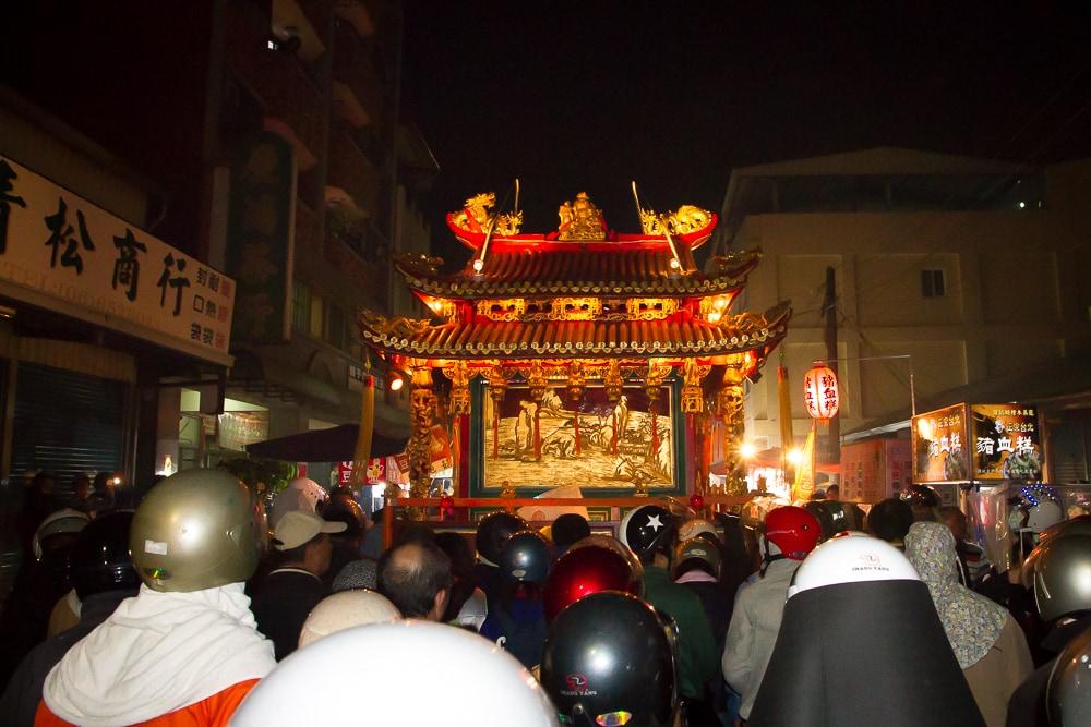 Yanshui palanquin procession
