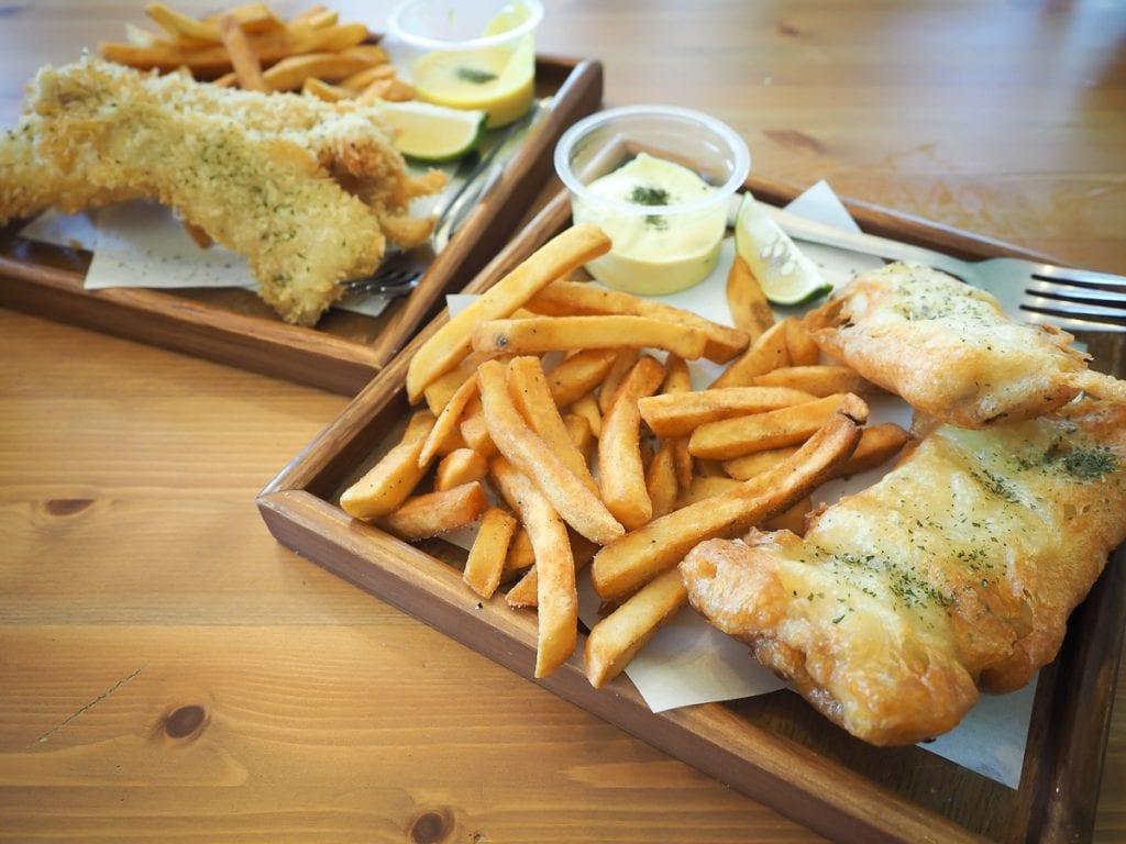 Dulan Fish & Chips (Taitung Tea House), Dulan