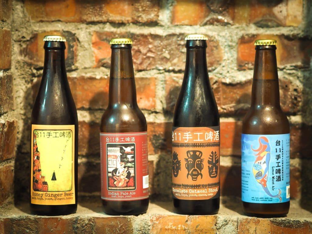 Highway 11 Craft Beer, Sugar Factory, Dulan, Taitung, Taiwan