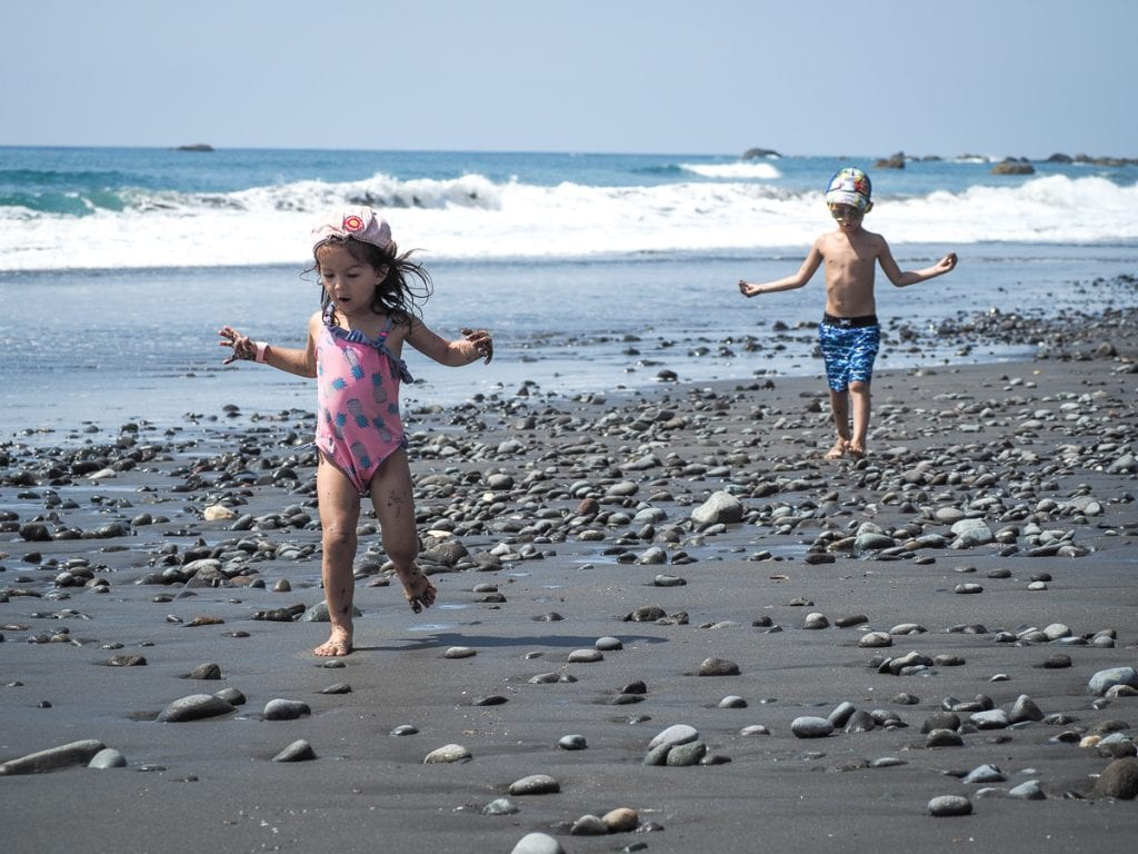 Dulan Beach, Taiwan