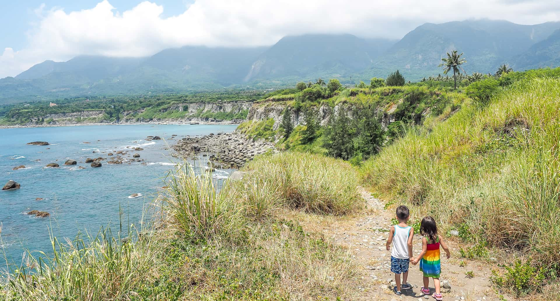 Dulan Beach Taitung Taiwan