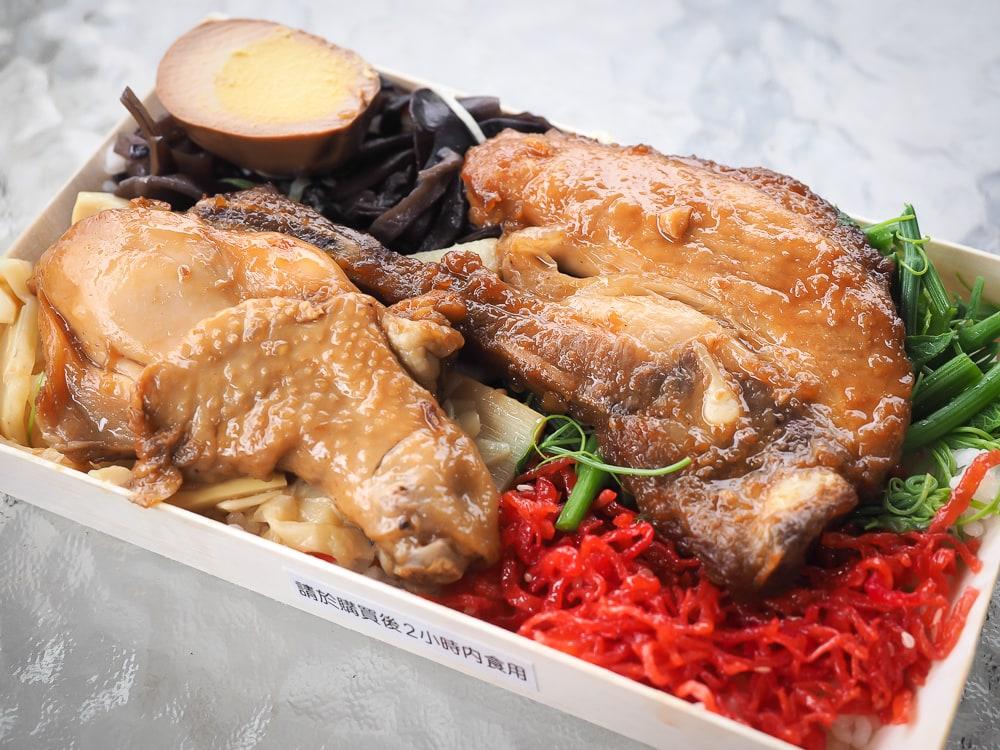 Famous Fenqihu lunchbox, Taiwan