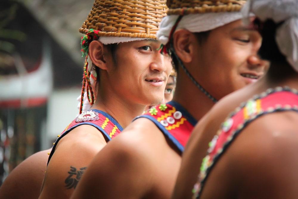 Aboriginal performers, Formosan Aboriginal Culture Village