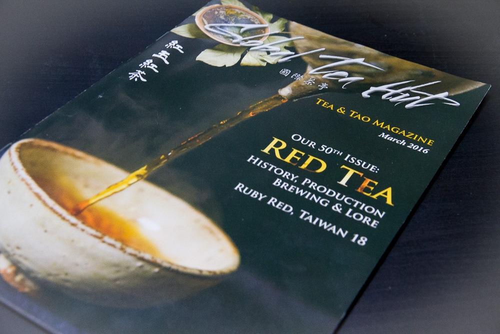 Global Tea Hut's Tea & Tao magazine