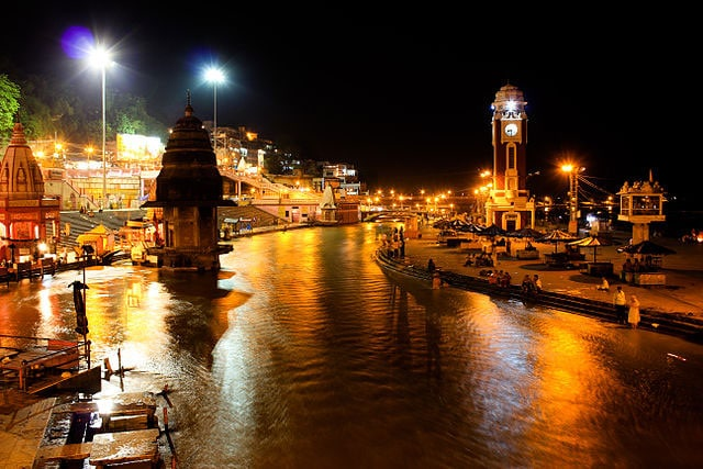 Pilgrimage sites in India: Haridwar