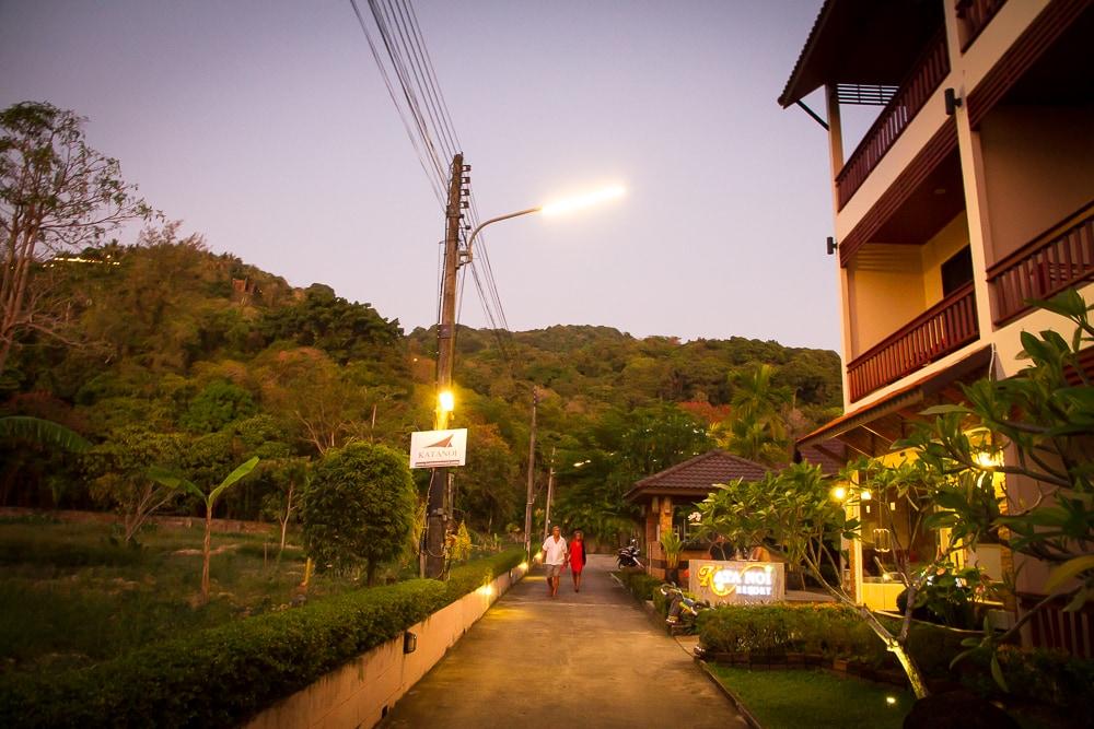 Kata Noi Resort, the best family hotel in Phuket