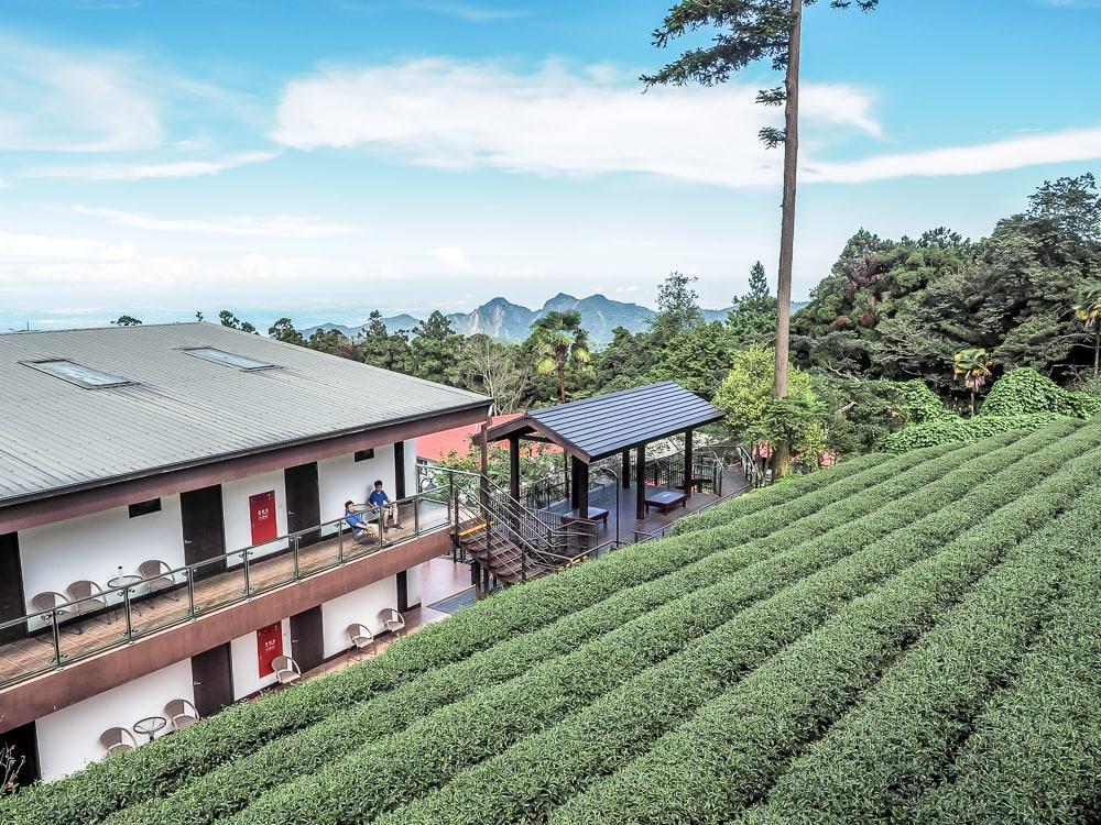 Long Yun Lisure Farm, near Shizhuo and Fenqihu, Taiwan