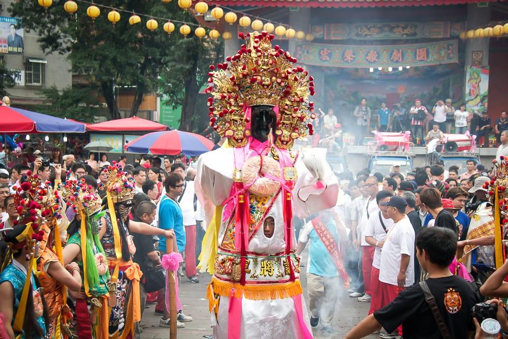 Matsu Pilgrimage Taiwan