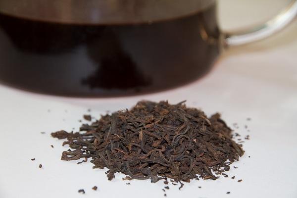 Puer (Pu-erh) tea