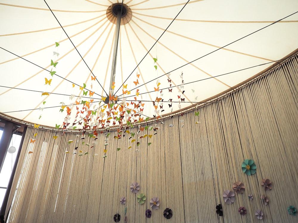 The Paper Dome in Puli