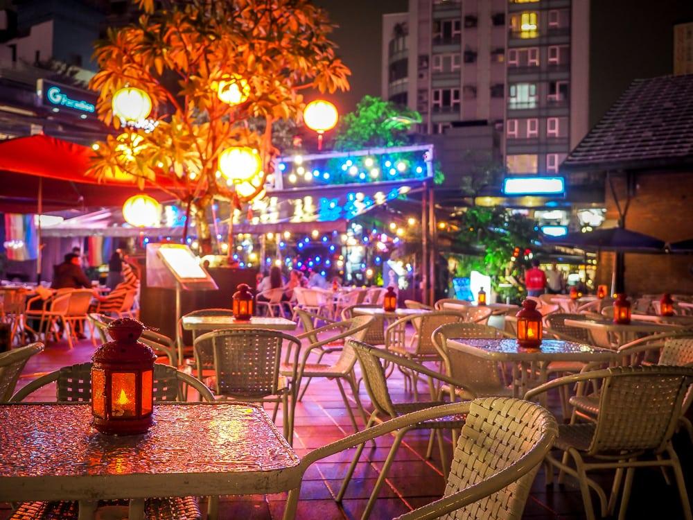 Ximending LGBT Bar District