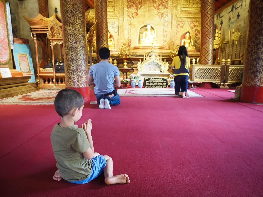 Sage, Wat Pra Singh