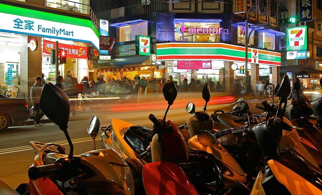 Shida Night Market, Taipei