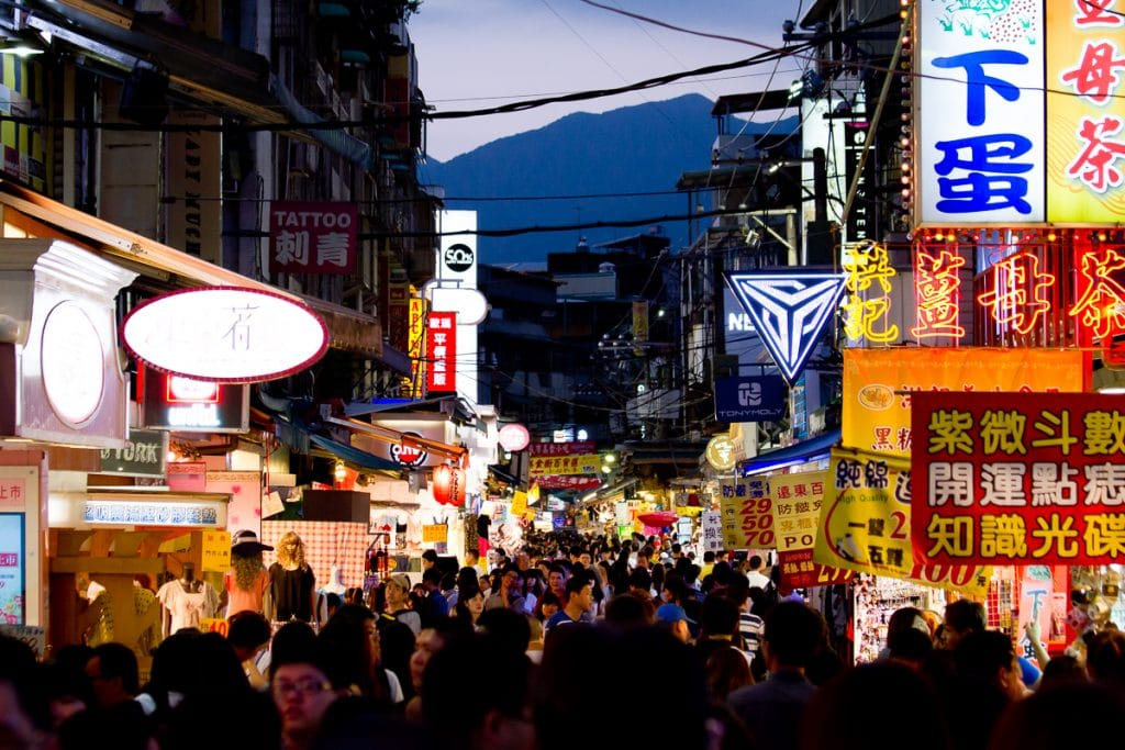 Image result for Shilin Night Market, Taipei