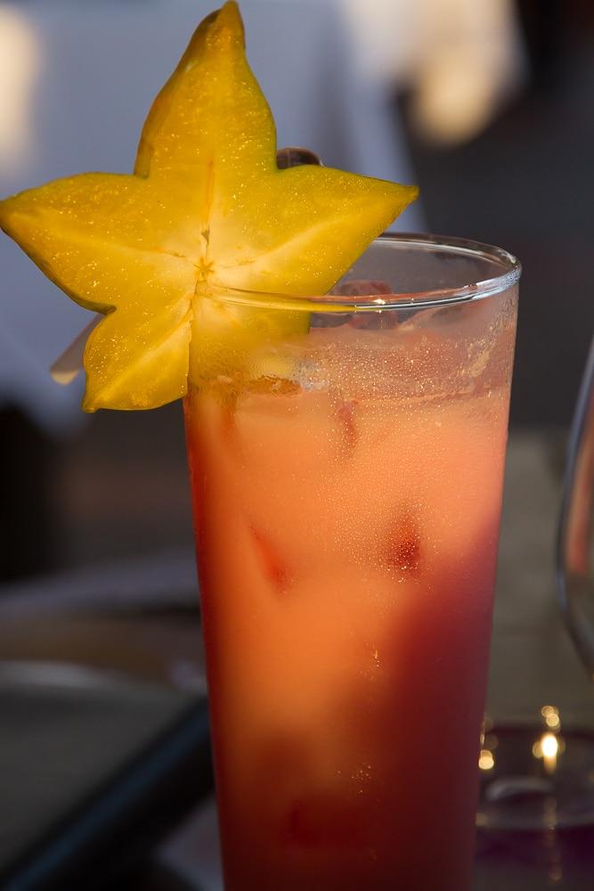 Cocktails at Mom Tri's Kitchen, Kata Noi, Phuket