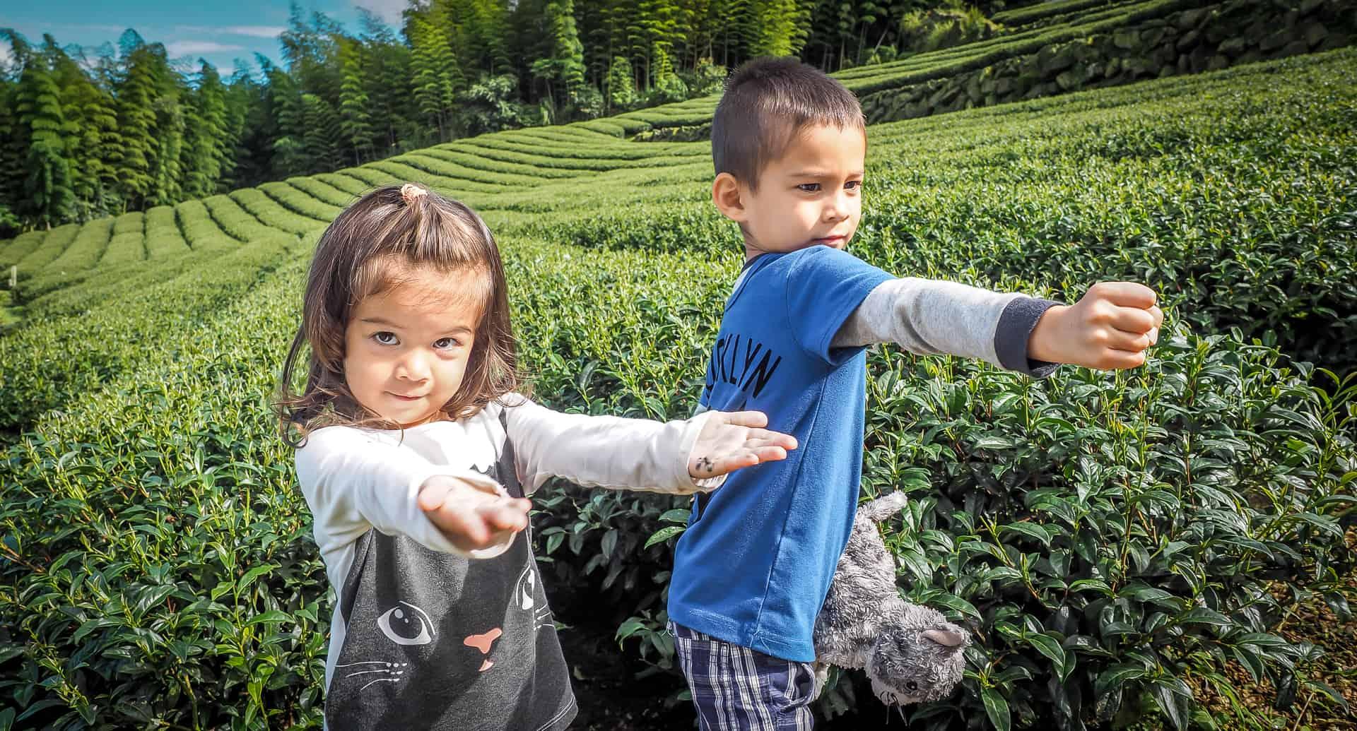 Taiwan with kids