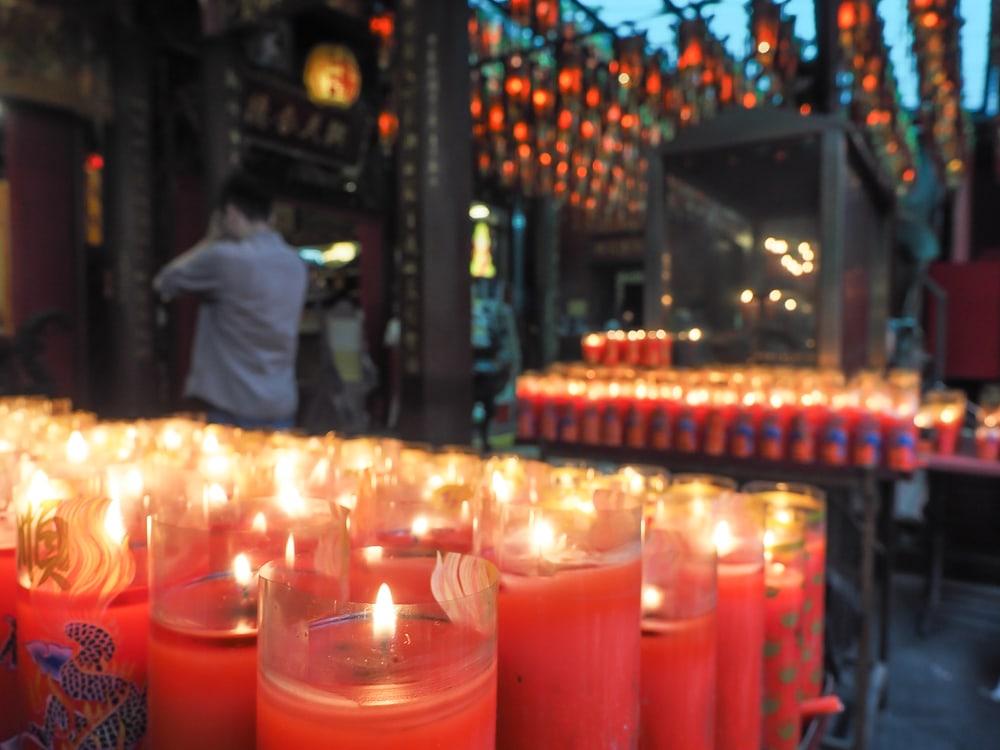 Ximending Tian Hou Temple (Ximending Matsu Temple)