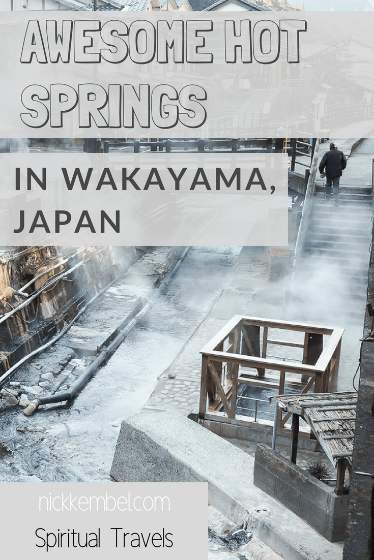 Yunomine Onsen and Four Other Awesome Wakayama Onsens | Check out these five awesome hot springs on the Kumano Kodo pilgrimage in Wakayama, Japan! #japan #hotsprings #onsen #kumanokodo #japanhotspring #japanonsen #hotspringsinjapan