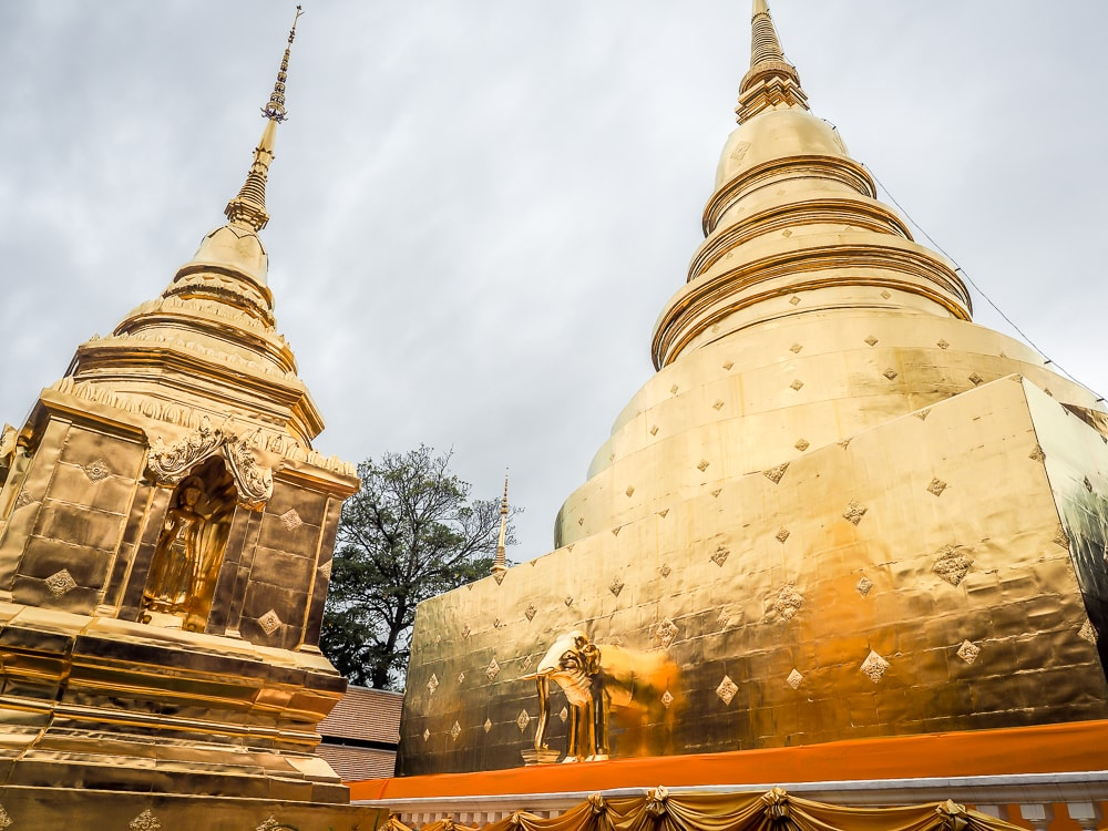 15 Jaw-Dropping Temples in Chiang Mai | Spiritual Travels