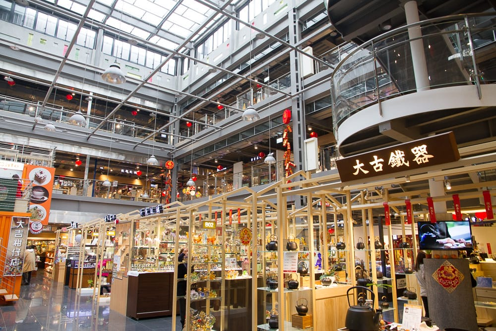 Ceramics Mall, Yingge, Taiwan