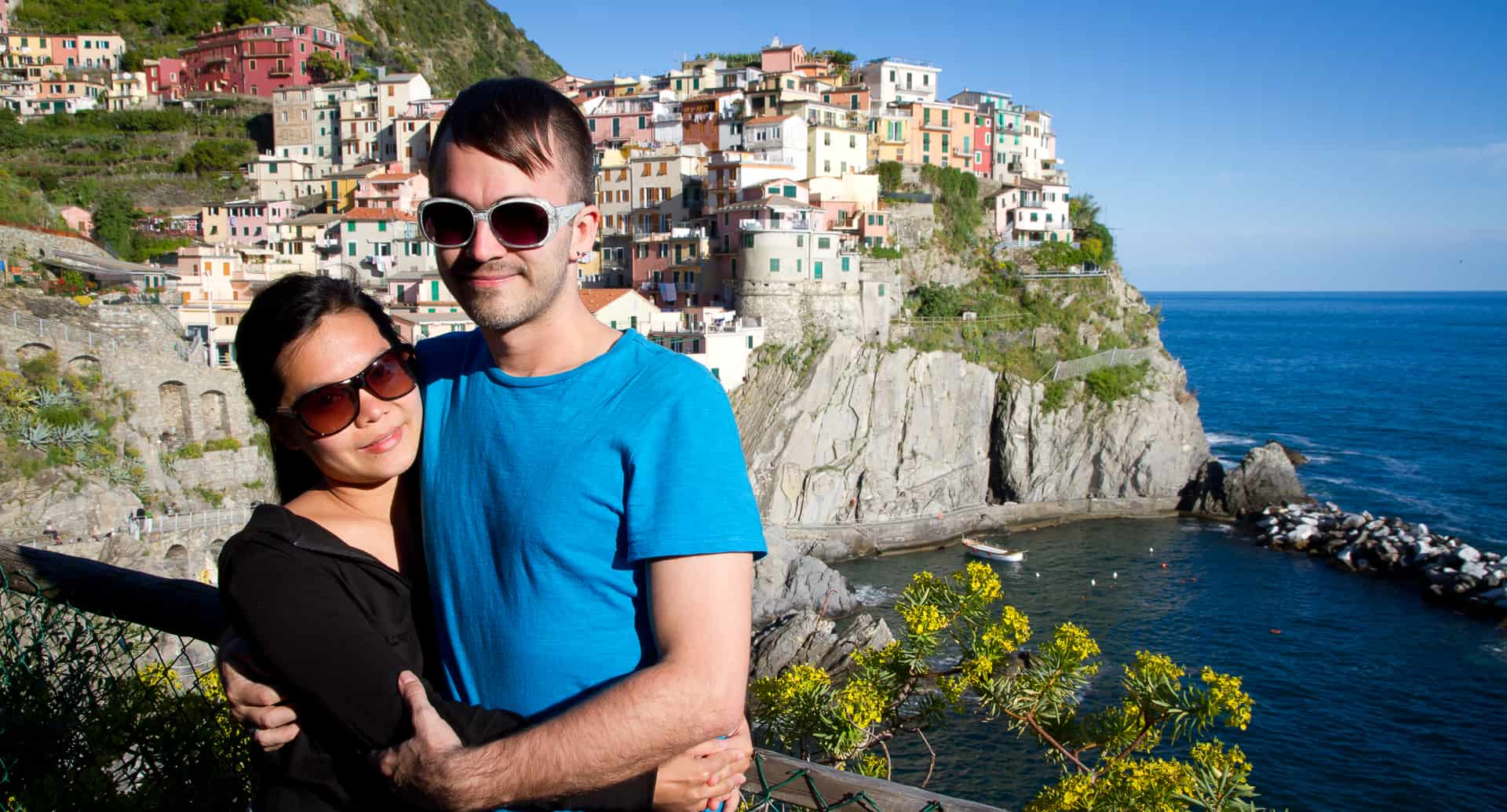 Our incredible honeymoon in Cinque Terre