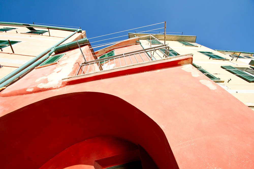 More beautiful perspectives of Cinque Terre