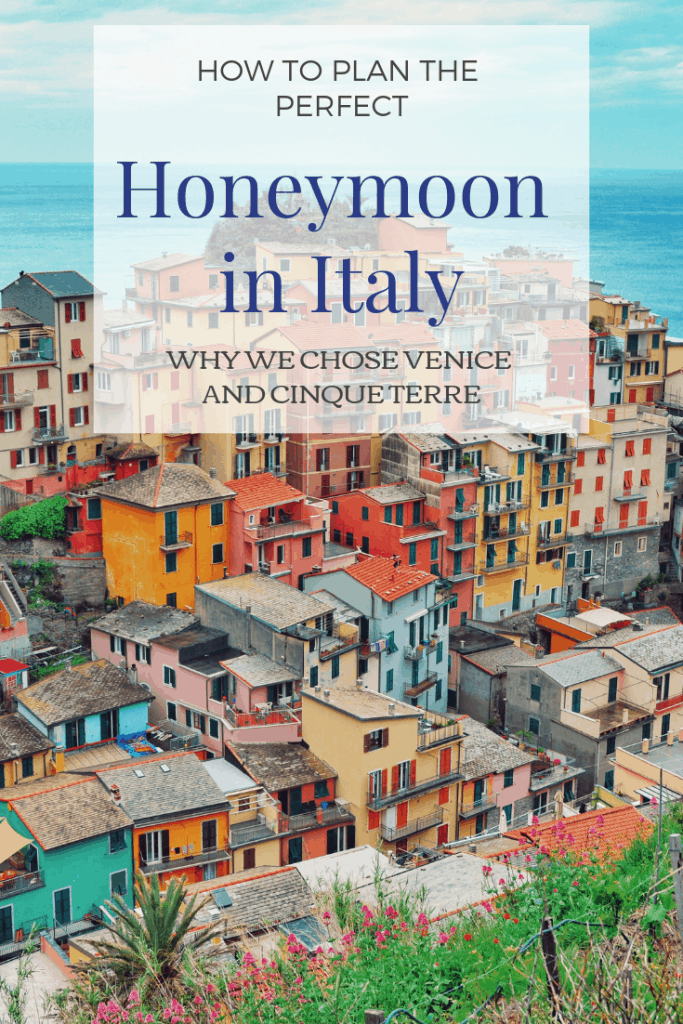 Planning a honeymoon in Italy? Check out our Italy honeymoon itinerary here! #italyhoneymoon #honeymooninitaly #italianhoneymoon #honeymooninvenice #venicehoneymoon #cinqueterrehoneymoon #honeymoonincinqueterre