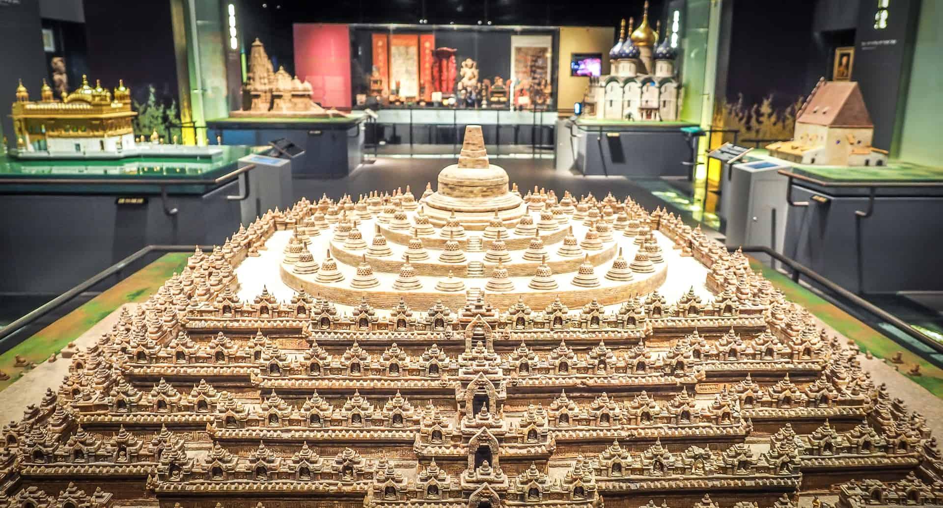 Museum of World Religions Taipei